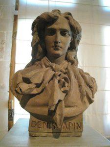 Buste de Denis Papin