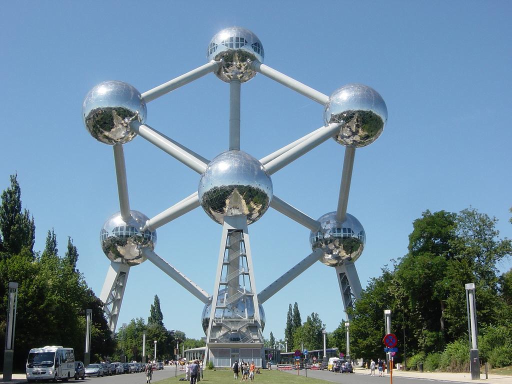 Atomium - Belgique