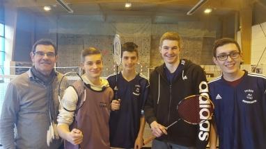 Championnat Académique Badminton